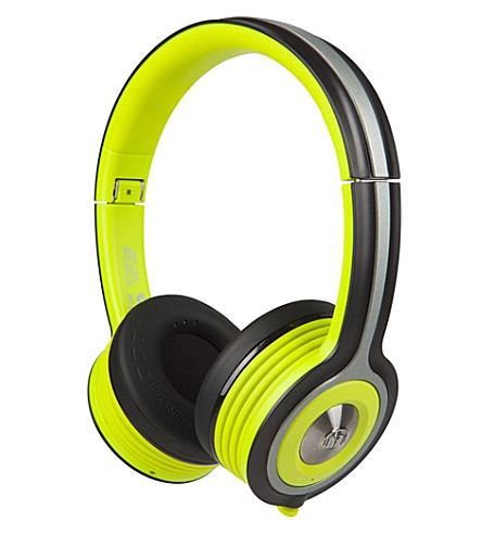 MONSTER iSport Freedom On-Ear Sport Headphones