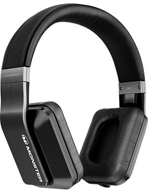 MONSTER Inspiration noise-cancelling over-ear headphones