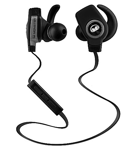 MONSTER I-Sport SuperSlim wireless in-ear headphones