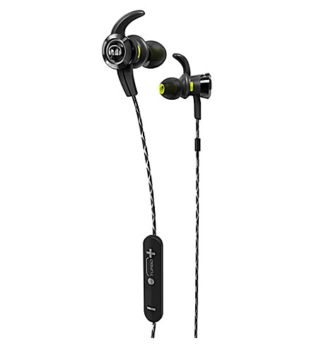 MONSTER iSport Victory RHA T20I In-ear Headphones (Black