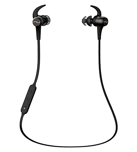 OPTOMA Nuforce BE Sport3 Wireless Headphones (Grey