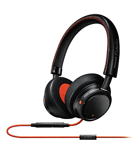 PHILIPS Fidelio M1MKII Headphones with mic