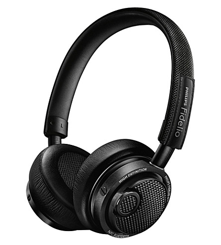 PHILIPS Fidelio L2 bluetooth on-ear headphones with mic
