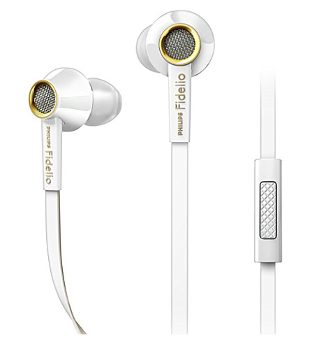 PHILIPS Fidelio S2 in-ear headphones with mic