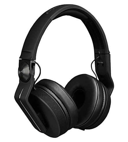 PIONEER HDJ 700 on-ear dj headphones