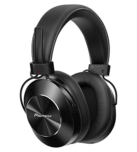 PIONEER SE-MS7BT Over-Ear Wireless Headphones (Black