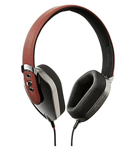 PRYMA Leather over-ear headphones