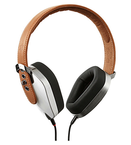 PRYMA Leather over-ear headphones