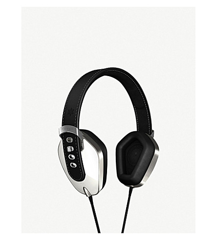 PRYMA 01 over-ear liquorice cream headphone