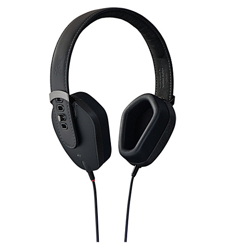 PRYMA Notte leather over-ear headphones