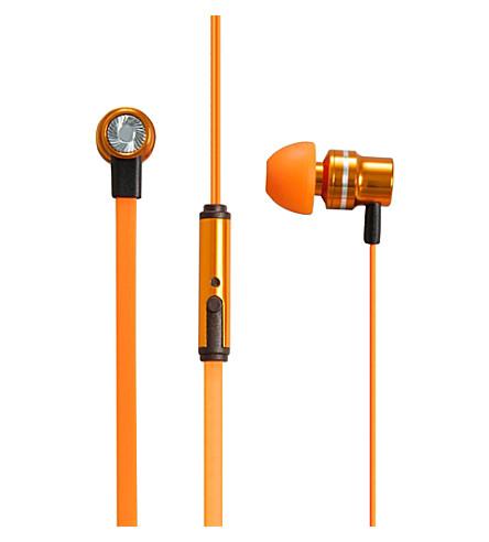 PUMP AUDIO Pump Mix In-Ear Headphones (Orange