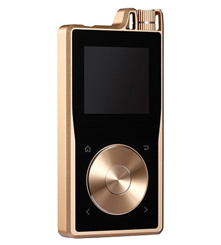 QUESTYLE Qp1r hi-res digital audio player