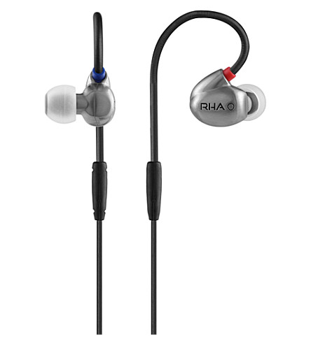 RHA T20I dual coil in-ear headphones