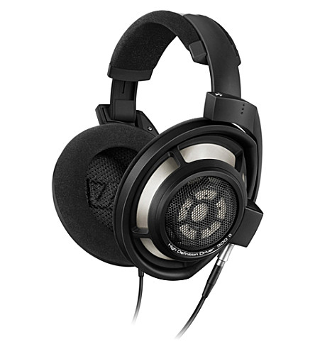 SENNHEISER Hd 800s over-ear eadphones
