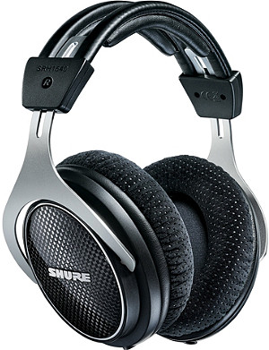 SHURE SRH1540 over-ear headphones