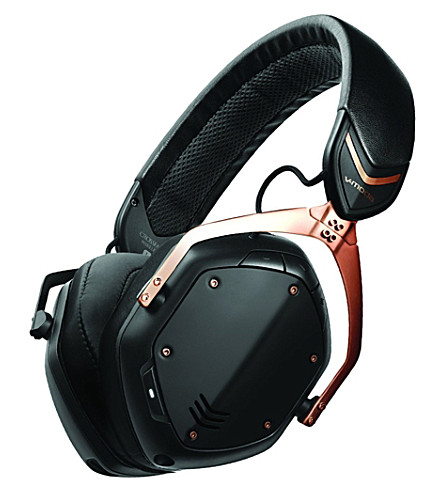 VMODA Crossfade II Wireless Over-Ear Headphones (Rose+gold