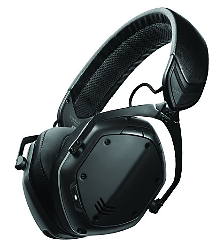 VMODA Crossfade II Wireless Over-Ear Headphones (Matte+black