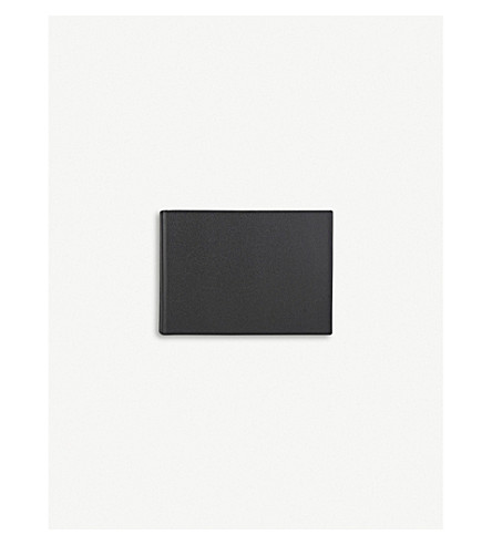 SMYTHSON Hardbound leather photo album small (Black