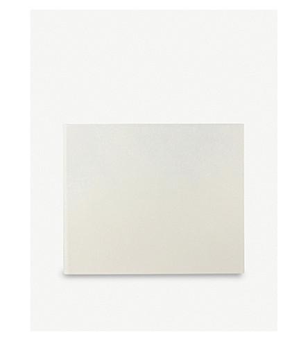 SMYTHSON Hardbound leather photo album medium (Chalk