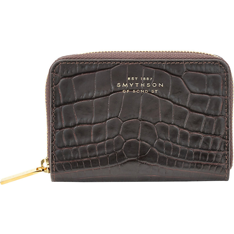 Mara leather coin purse
