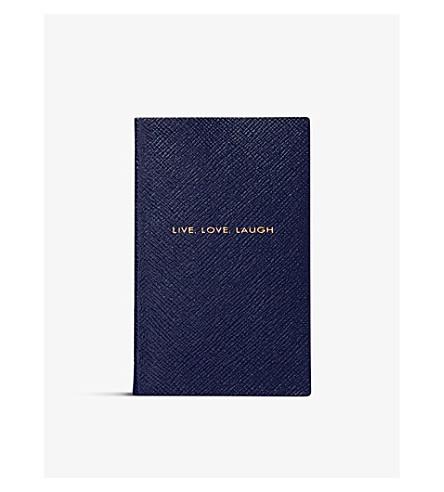 SMYTHSON 巴拿马生活爱笑笔记本14厘米