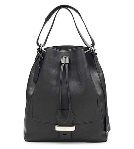 SMYTHSON Berkeley leather backpack (Black