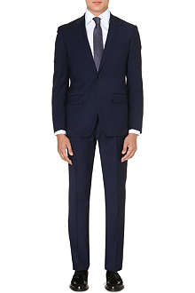REISS Youngs two-piece wool-blend suit