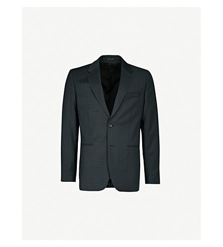 REISS Radley B modern-fit wool jacket (Navy
