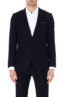 REISS Fairline wool-mohair blazer