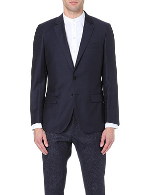 REISS Daniel B slim-fit wool blazer