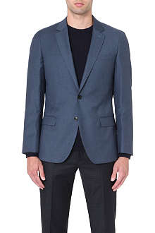 REISS Daniel slim-fit single-breasted jacket