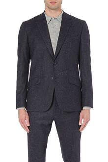 REISS Snowdon B flecked modern blazer