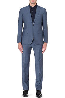 REISS Youngs modern-fit single-breasted suit