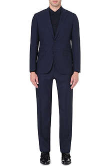REISS Spear modern-fit single-breasted suit