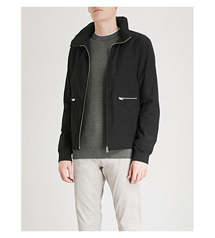 REISS Boscowe shell jacket (Black