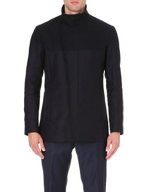 REISS Demetrius contrast jacket
