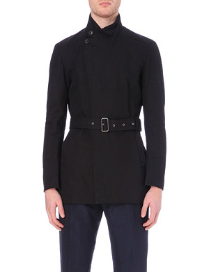 REISS Belted jacket
