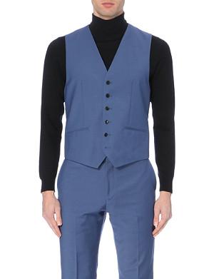 REISS Tailored classic waistcoat