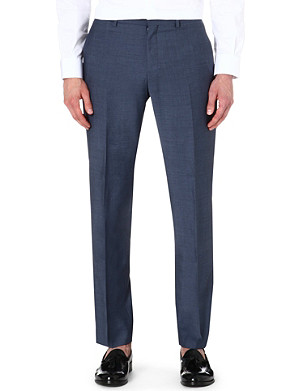 REISS Garth tailored formal trousers