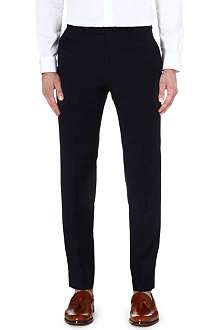 REISS Fairline T wool-mohair trousers