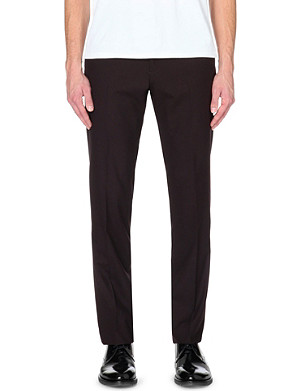 REISS Delta slim-fit tapered trousers
