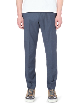 REISS Daniel wool trousers