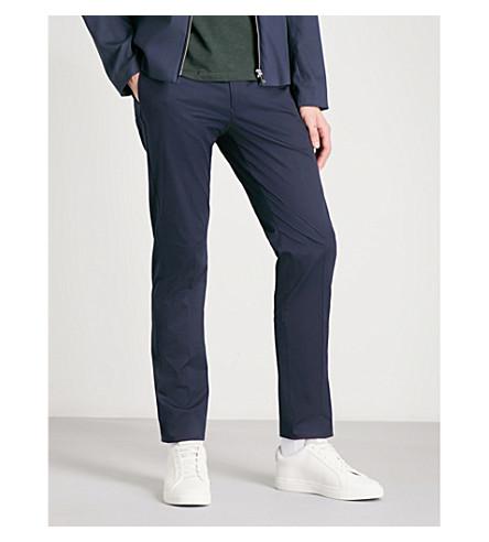 REISS Warick regular-fit stretch-cotton chinos (Navy