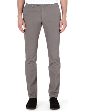 REISS Heavyweight Tullum cotton chinos