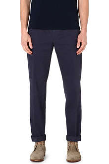 REISS Joshi pleat-detail trousers