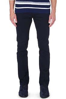 REISS Bennett stretch-cotton chinos