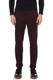 REISS Bennett slim tapered chinos