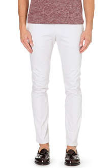 REISS Medway stretch-twill trousers