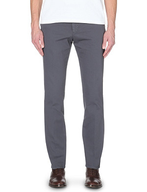 REISS Tullum slim-fit tapered trousers