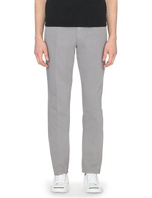 REISS Tullum slim-fit cotton trousers
